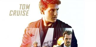 Mission Impossible Tom Cruise Poster
