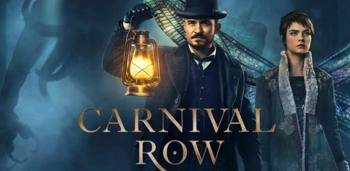 Carnival Row Season 2 Amazon Prime Poster