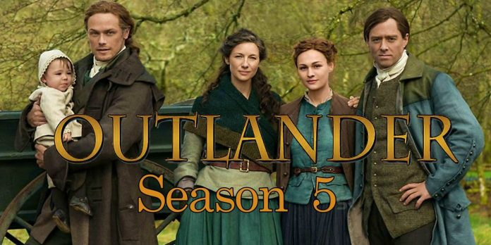 Outlander Season 5 Release Date Cast Plot And Will Murtagh Live