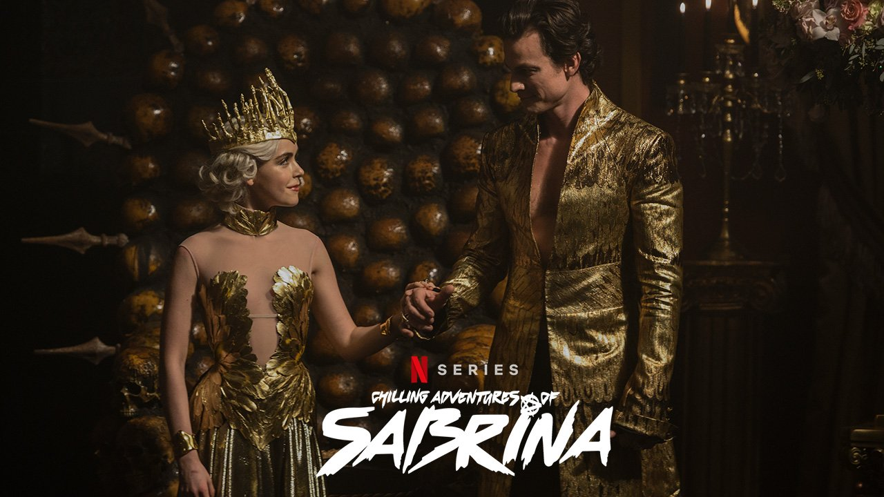 chilling adventures of sabrina season 3 release date cast plot where is mary wardwell pop