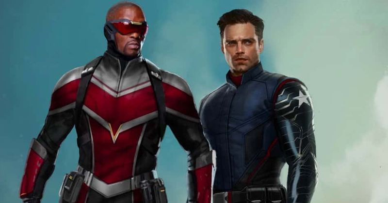 , Falcon And The Winter Soldier Season 1 Release Date And Cast