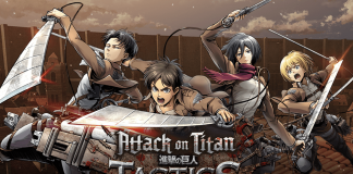 Attack On Titan Season 4 Poster