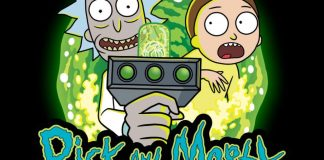 Rick and Morty TV Show Poster