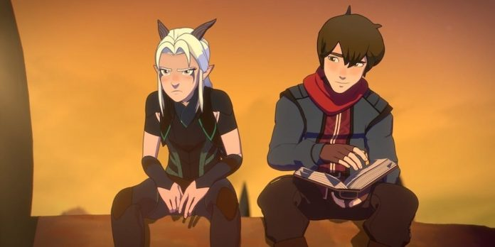 , The Dragon Prince Season 4 Release, Cast, Plot Trailer Latest [Updates] You Should Know