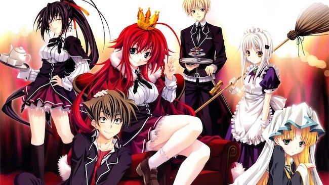 Every Update About High School DXD Season 5 Release Date| Cast| Plot| Trailer and Much More
