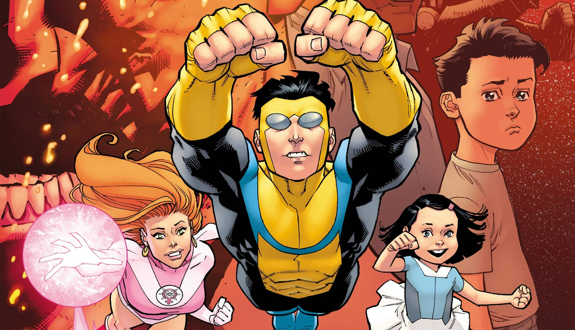 Invincible TV show Release Date Cast Plot Trailer and What fan theories you should know??, Invincible TV Show Release Date, Cast, Plot, Trailer And More