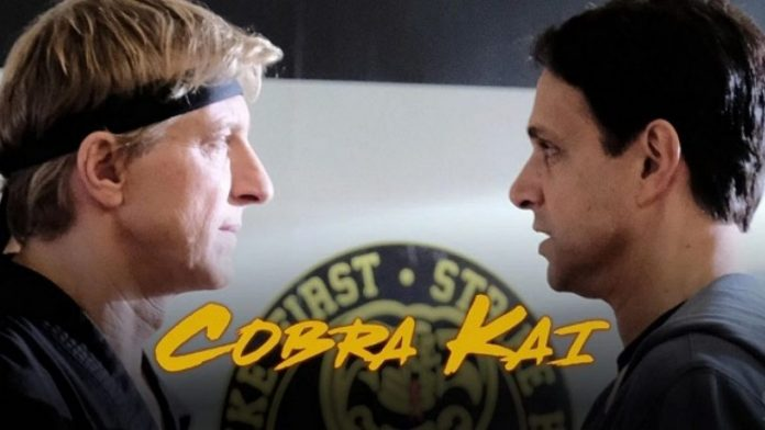 Cobra Kai TV Show Official Poster