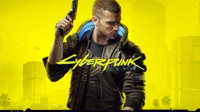 Cyberpunk Game Official Poster