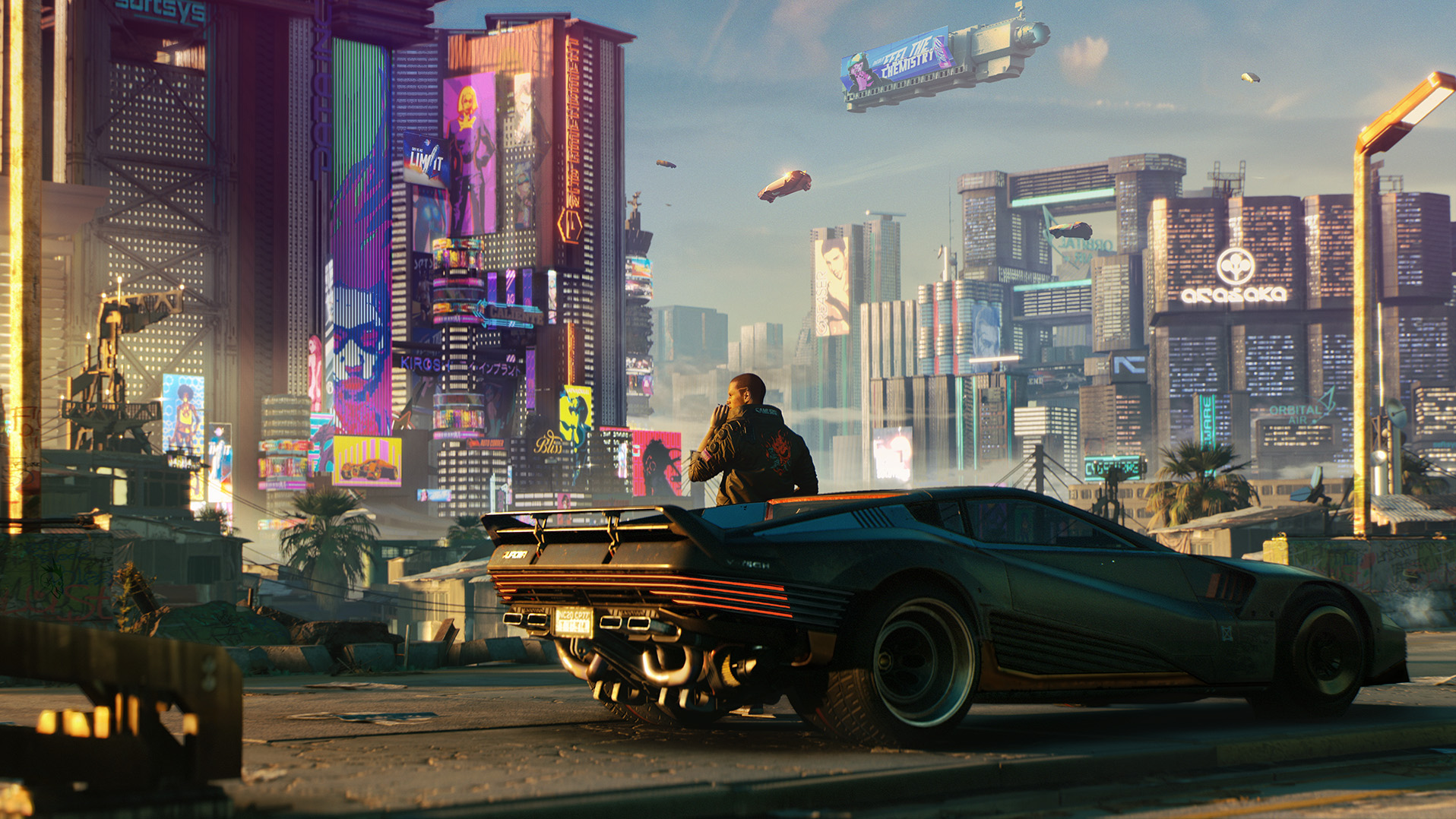 , Cyberpunk 2077 Release Date, Gameplay And Everything