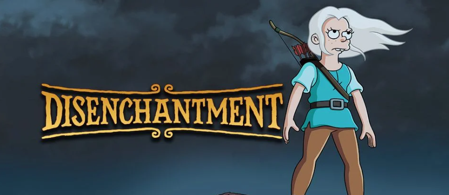 , Disenchantment Season 3 Release Date And Announcement Trailer