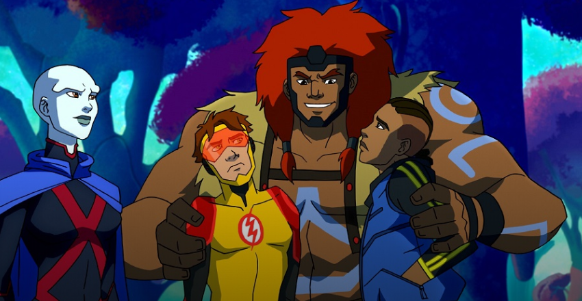 , Young Justice Season 4 Release Date And Who Is In The Cast?