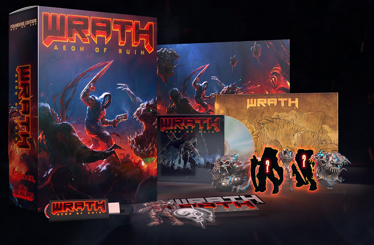 , WRATH: Aeon of Ruin Release Date, What Is Storyline? How's Gameplay? What About Gameplay? And Everything A Gamer Wants To Know?