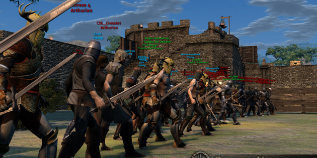 Camelot Unchained, Camelot Unchained Release Date & What About Gameplay?