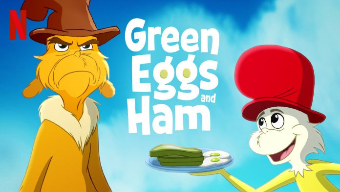 Green Eggs And Ham Season 2 Release Date And Who Is In