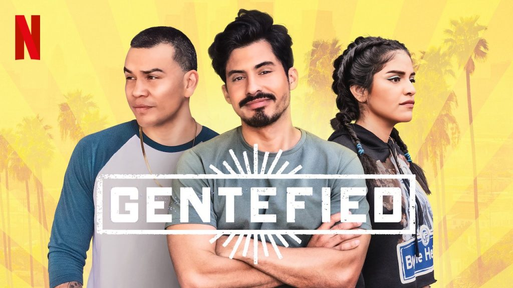 Gentefied TV Show Poster
