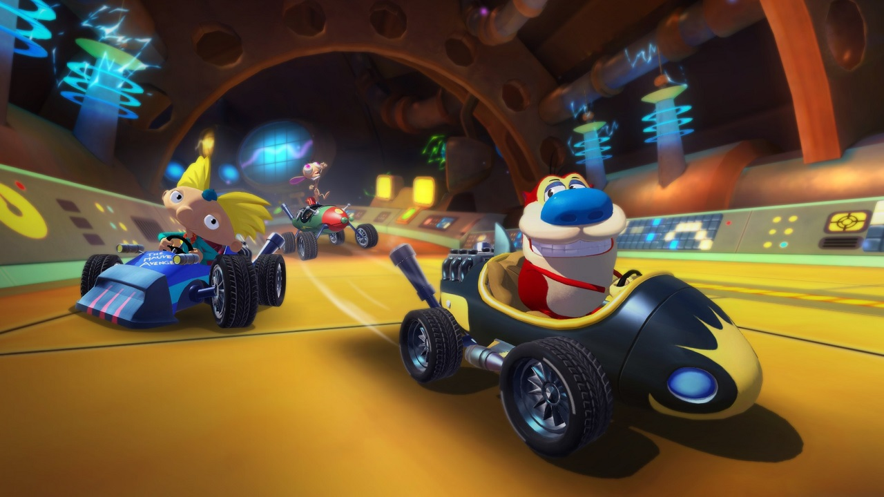 , Nickelodeon Kart Racers 2: Grand Prix Release Date & What About Gameplay?