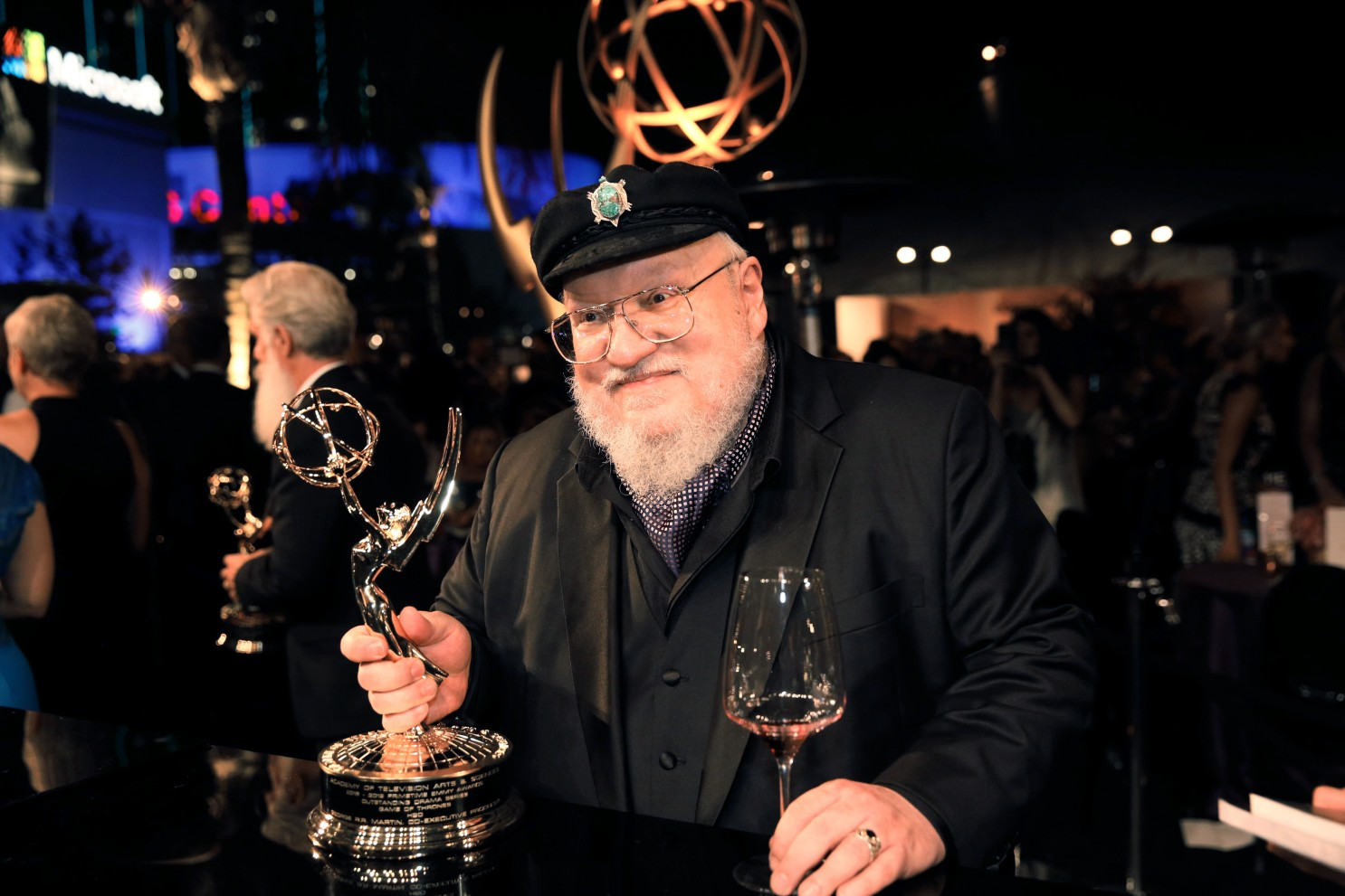 , When Will George R.R Martin Release Games Of Thrones Winds Of Winter Novel?