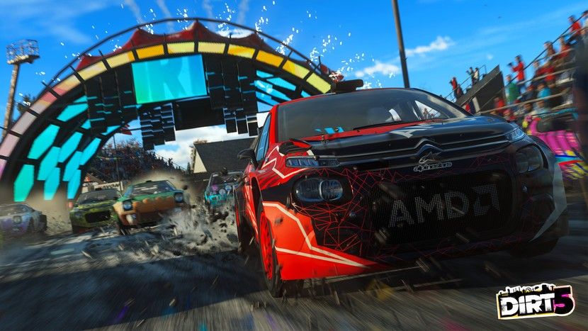 , Dirt 5 Release Date & The Gameplay
