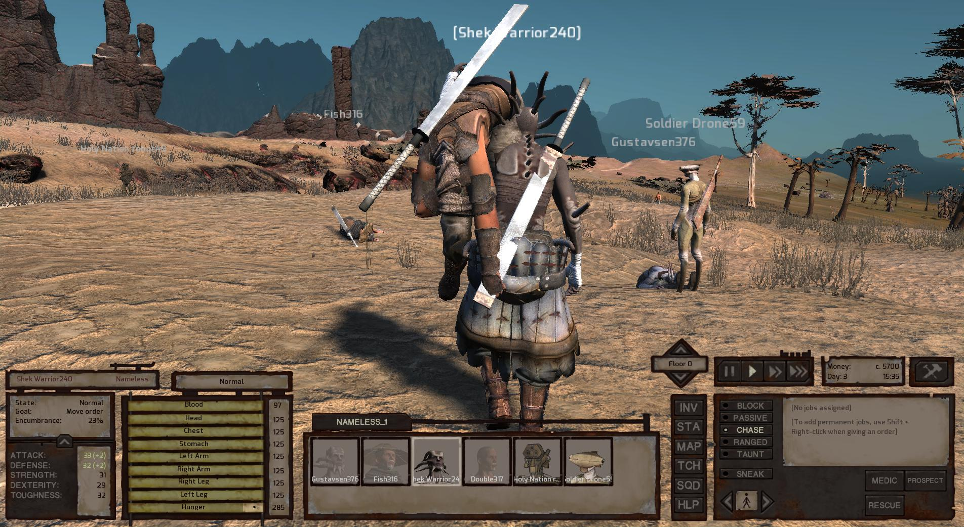 , Kenshi 2 Release Date & What About The Gameplay?