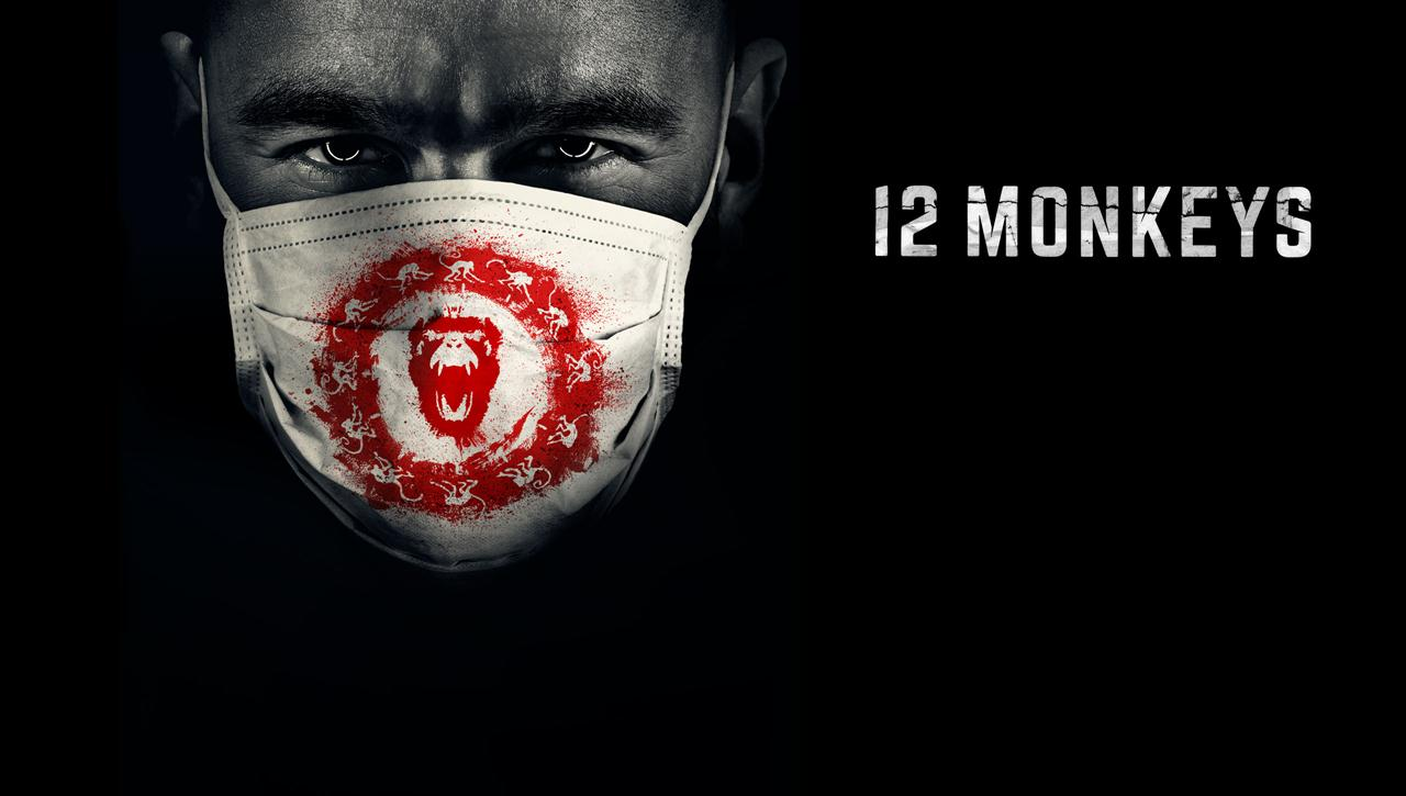 12 Monkeys tv show Poster