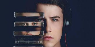 Netflix 13 Reasons Why Poster