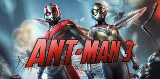 Ant-Man 3 Movie Poster