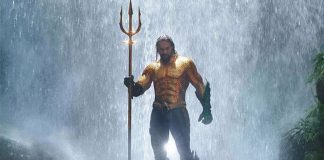 Aquaman 2 Movie Poster
