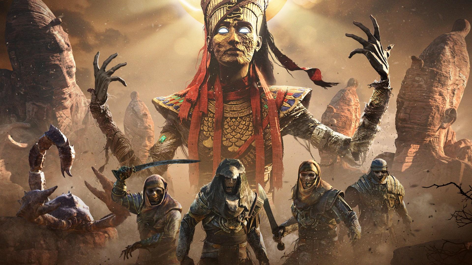 Assassin's Creed Origins game Poster