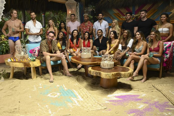 Bachelor In Paradise Season 7 TV Show Poster