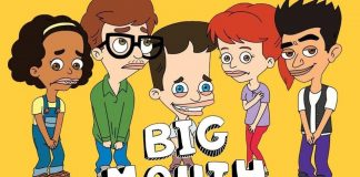 Netflix Big Mouth Season 4 Poster