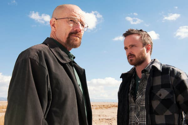 Breaking Bad tv show poster
