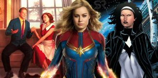 Captain Marvel 2 Movie Poster