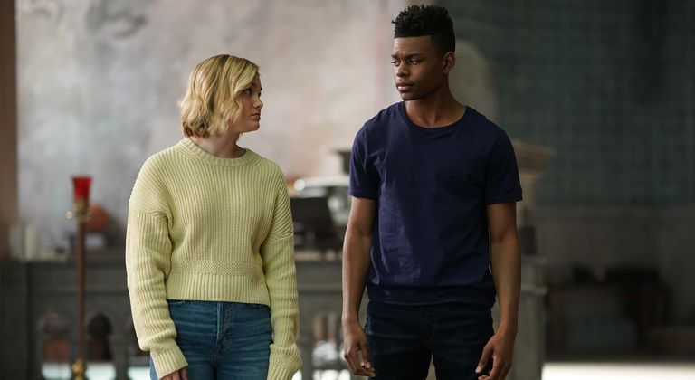 Cloak and Dagger TV Show Poster