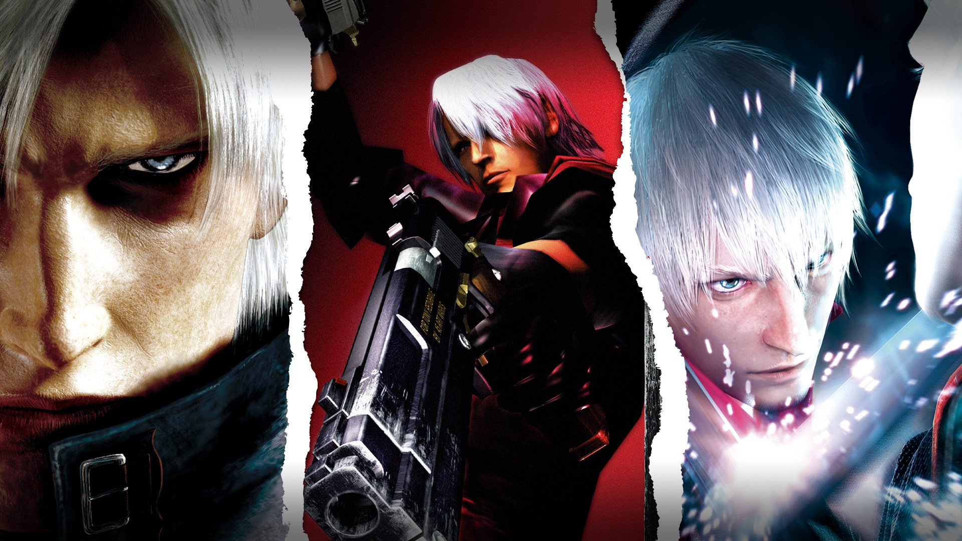 Devil May Cry Game Poster