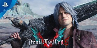 Devil May Cry Playstation Poster