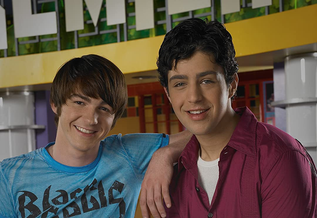 Drake and Josh TV Show Poster