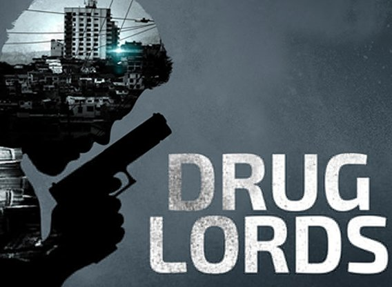Drug Lords TV Show Poster