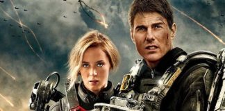 Edge of Tomorrow 2 Movie Poster