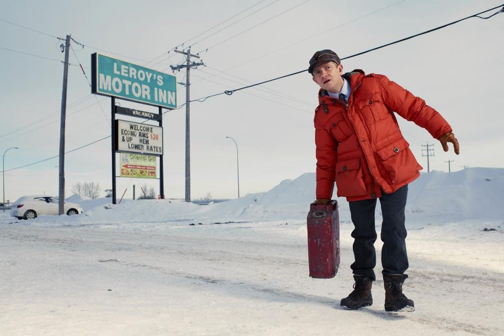 The Fargo TV Show Poster