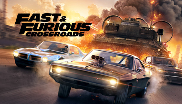 Fast & Furious Crossroads Game Poster
