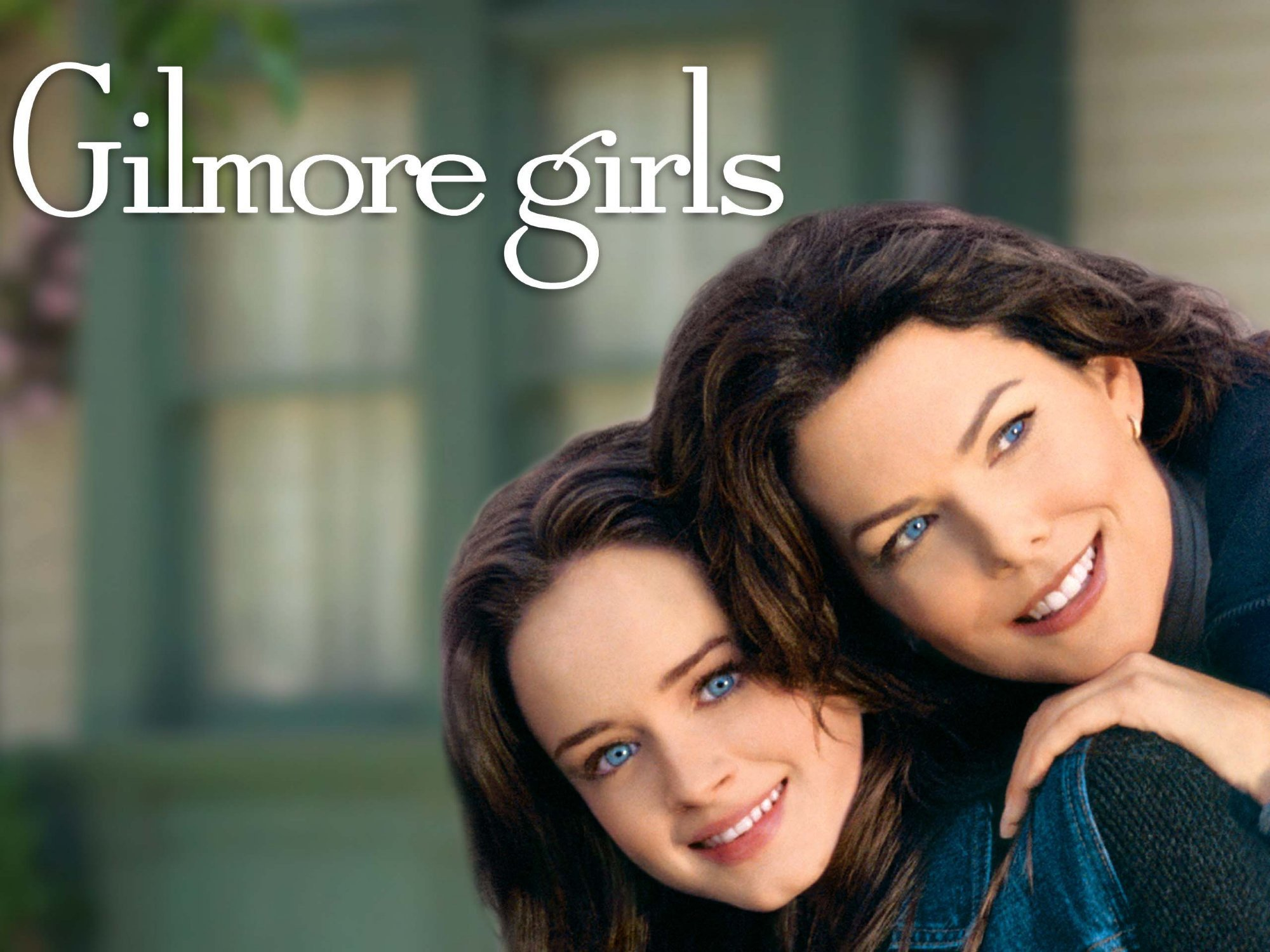 Gilmore Girls tv show Poster