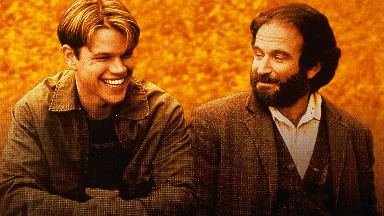 Good Will Hunting (1997) Movie Poster