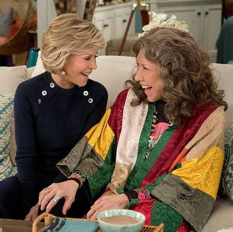 Grace and Frankie Season 7 TV Show Poster