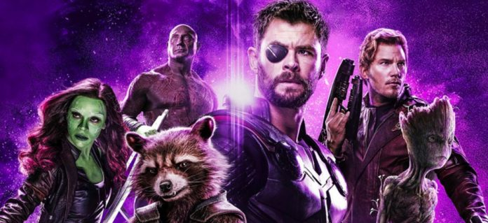 Guardians of the Galaxy 3 Movie Poster