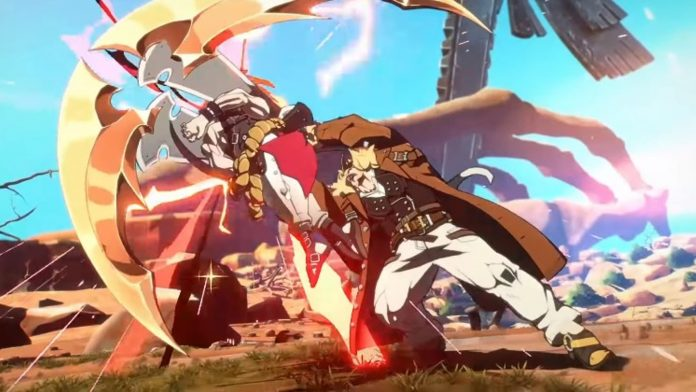 Guilty Gear Strive game Poster