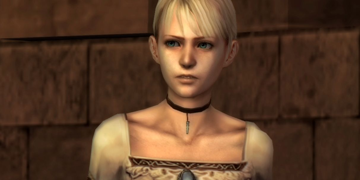 Haunting Ground Game Poster