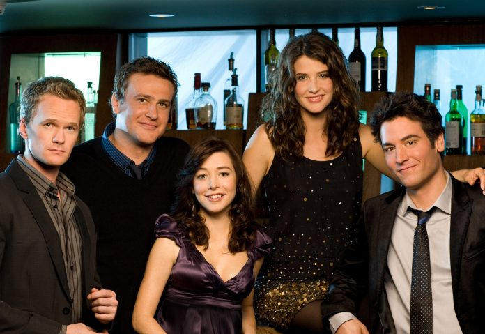 How I Met Your Mother Cast Poter