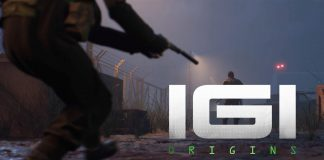 IGI Origins Game Poster