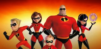 Incredibles 3 Movie Poster