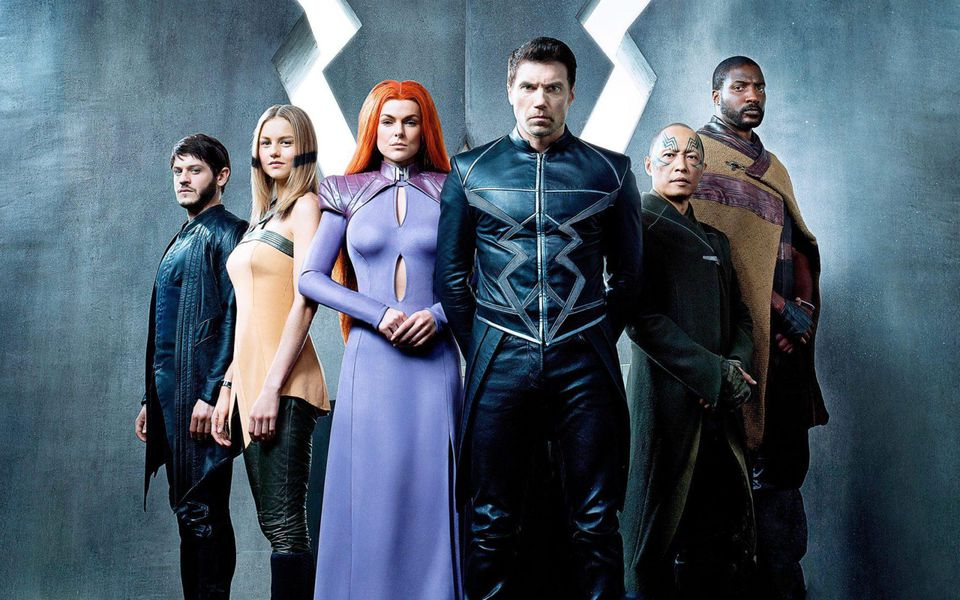 Inhumans TV Show Poster